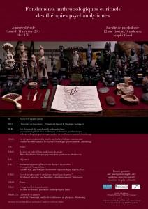 Journée d'étude - 11 octobre 2014